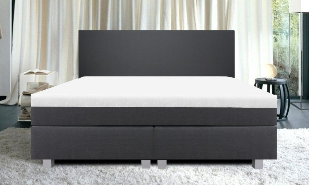 Tweepersoons boxspring MAX
